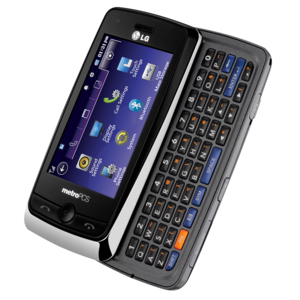Lg banter touch mn510